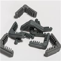 Plastic corner key for alumnium spacer bar