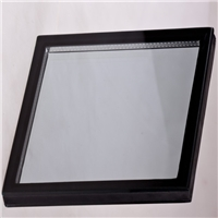Fast delivery time sound proof flat clear tempered insulated glass unit prices