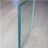 Tempered glass and laminated glass balcony glass railing design