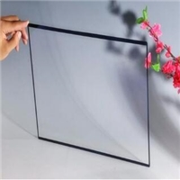 Cheap price 2mm transparent clear non reflective non glare glass for picture frame