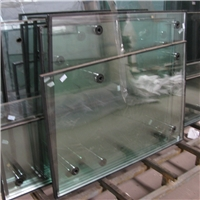 China Supplier Low E Vacuum Insulated Toughened Glass for Building