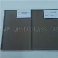 Tint Bronze PVB Laminated Glass-AS/NZS 2208:1996, CE, ISO