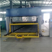 glass bending furnace