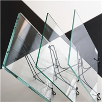 SYS Large size 4mm-21mm toughened glass with heat soak treatment safety glass panels polished edge tempered glass