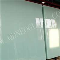 Cut to Size White Translucent Laminated Safety Glass for Door,Window,Partition Glass, Sliding Door,Wardrobe-AS/NZS 2208: 1996, CE, ISO 9002