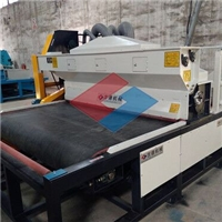 Automatic Horizontal Glass Sand Blasting Machine