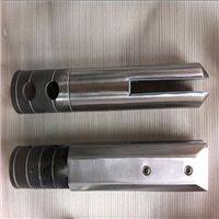 SYS Wholesale Price Custom 304/316 Standoff Side Mount Stainless Steel Balustrade Glass Spigot