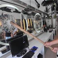 4-12mm Environmental Friendly Low Iron Temperable Mirror Float Glass for splashback