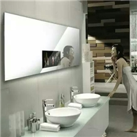 Non-conductive touch-screen glass / Magic Mirror