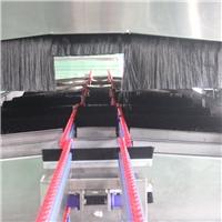 Small curve glass washing machine, Automotive door and sunroof glass washing machine