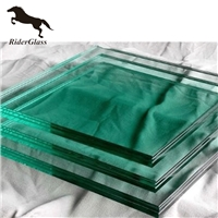 6mm Patterned Laminated Tempered Glass
