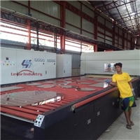 Customized Forced Convection Glass Tempering Furnace