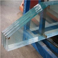 High Quality Construction building mm grinding edge tempered glass