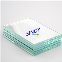 4mm 1830*2440mm/2134*3300mm Clear Silver Mirror Glass with FENZI paints for bathroom and furniture applications