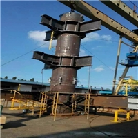 steel columns for metal building construction