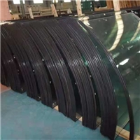 5mm 6mm curved tempered glass