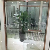 Toughened glass for 8mm shower room