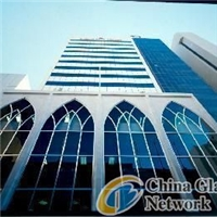 building glass, float glass ,tinted and reflective float glass