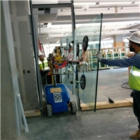 vacuum lifter, glass robot, installation robot, glass lifter robot
