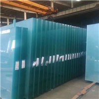 Clear float glass/ tinted float glass /tinted reflective glass with various size and thickness