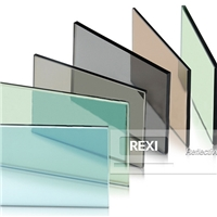 3mm-12mm bronze, grey, blue, green&golden REFLECTIVE GLAS, CE, IGCC & AS/NZS certificates