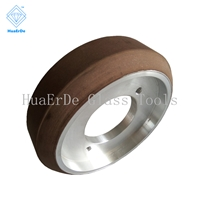 Chamfered Resin Wheel for Four Side edger Four side grinding wheel Glass grinding wheel