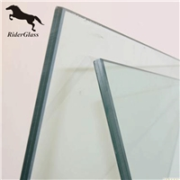 8mm 13.52mm Clear Tempered Laminated Glass