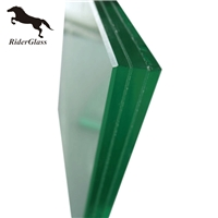 Tempered 44.2 10mm Laminated Glass