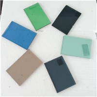 4-12mm high quality Tinted glass and reflctive glass size 1830*2440 3660*2140
