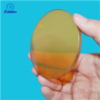 Infrared UV Glass Windows CaF2 MgF2 BaF2 Silicon Germanium ZnSe