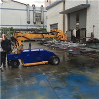 Heavy duty glass robot, 800kg installation robot