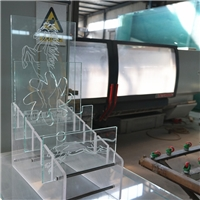 6mm 8mm clear flat glass SYS
