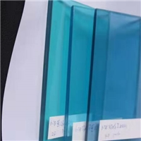 LAMINATED FORD BLUE GLASS 8.38MM 10.38MM 12.38MM