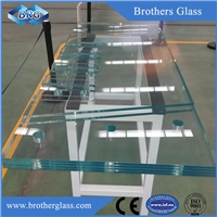6.38mm 8.38mm 12.38mm 16.38mm 12.76mm 16.76mm Safety Clear/Milky/Bronze/S10/ Transluscent Clear Laminated Glass