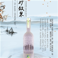 (YK-I)Wine-bottle Glass Frosting Powder