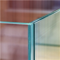 6.38mm 10.38mm laminated safety glass