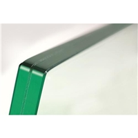 Extra Thick Building Structural Sgp Laminated Tempered Glass for Wall