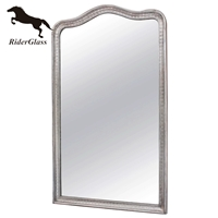 1.8-6mm Transparent Glass Coating Mirror Glass