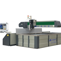 Golden Arrow High Pressure Water Jet Cutting Machine