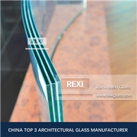 6.38mm-20.76mm Float Laminated Glass, Clear, Low Iron, Blue, Green, Bronze, Grey and Back colors