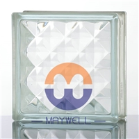 Clear Glass Block/Glass Brick/Colored Glass Block