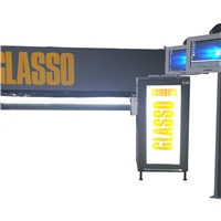 Glass Inspection System for float, solar, automotive, architectural glass