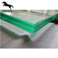 1.8mm 2mm 8mm 19mm auto grade clear float sheet tempered glass