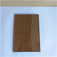 8mm10mm bronze reflective building/furniture glass with high quality