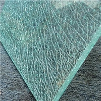 6.76mm-12.76mm Safety Color/Tinted Transluscent  PVB Laminated Glass