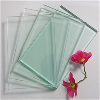 3mm-8mm super/extra white float glass with high quality thickness