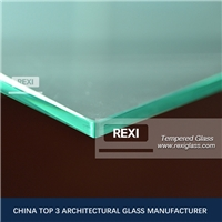 3mm-19mm Flat Tempered Glass, zero defect, CE, SGCC&AS/NZS certified