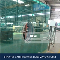 REXI, Toughened Glass Manufacture in China produce 3mm-19mm Toughened Glass