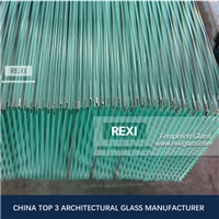 REXI, China Toughened Glass Manufacturer produce 3mm-19mm Toughened Glass