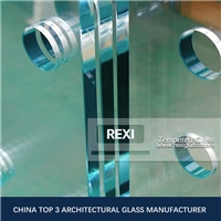 REXI, China Toughened Glass Supplier produce 3mm-19mm Toughened Glass